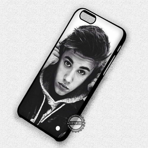 Cool Handsome Justin Bieber - iPhone 7 6 Plus 5c 5s SE Cases & Covers