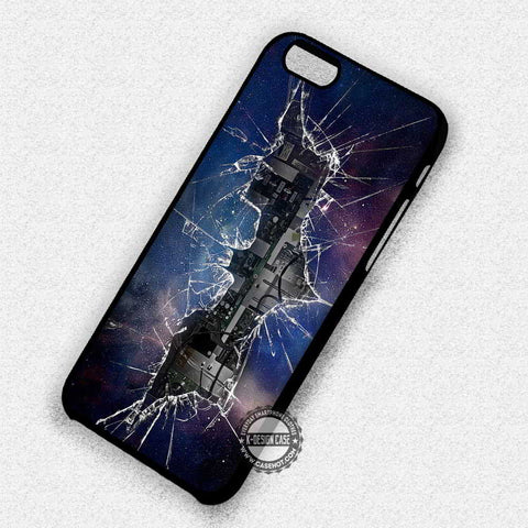 Cracked Out Logo - iPhone X 8+ 7 6s SE Cases & Covers