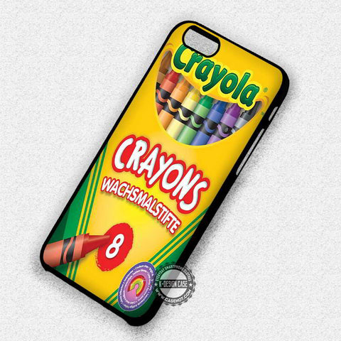 Crayola Crayons Unique - iPhone 7 6 Plus 5c 5s SE Cases & Covers