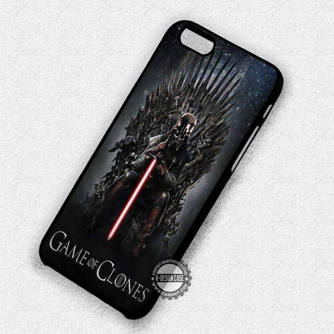 Cross Game Of Clones - iPhone 7 6 Plus 5c 5s SE Cases & Covers