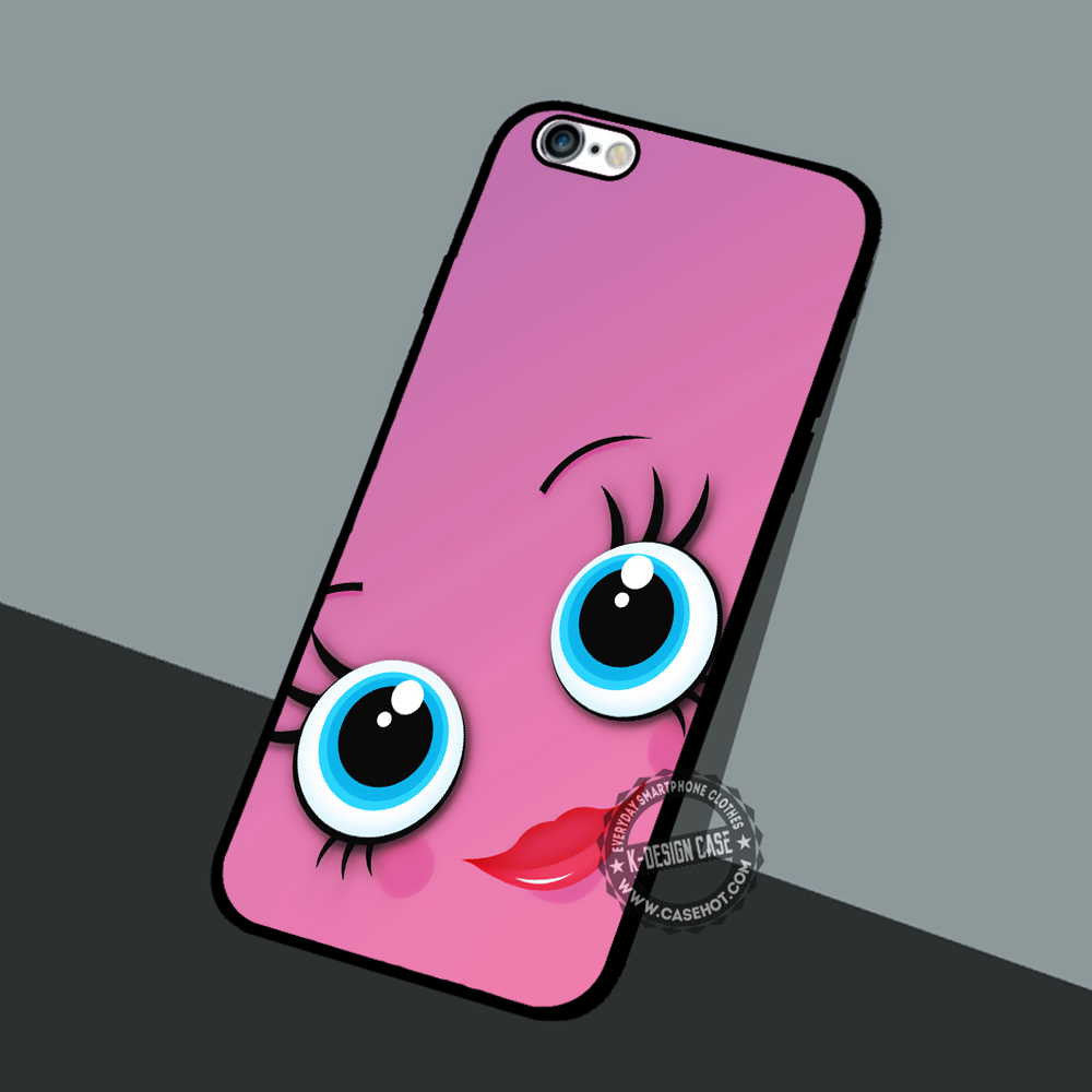 Cute Girly Pink Iphone 7 6 5 Se Cases Covers