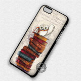 Cute Hedwig Harry Potter - iPhone 8+ 7 6s SE Cases & Covers