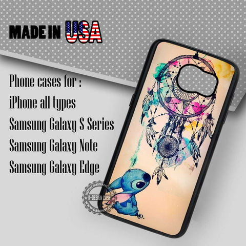 Cutie and Dream Catcher - Samsung Galaxy S7 S6 S5 Note 5 Cases & Covers