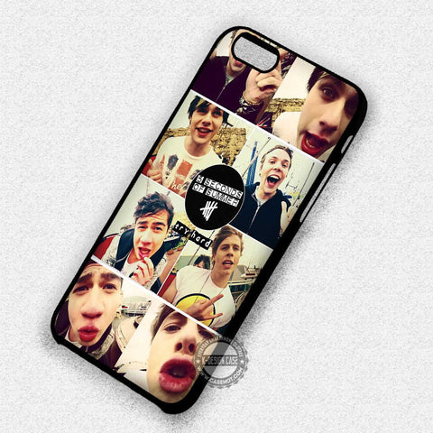 5SOS Try Hard - iPhone 7 Plus 6S SE Cases & Covers - samsungiphonecases