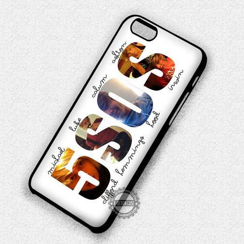 5SOS Hemmings Irwin - iPhone 7 Plus 6S SE Cases & Covers - samsungiphonecases