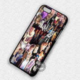 Collage 5sos Hood Clifford - iPhone 7 Plus 6S SE Cases & Covers