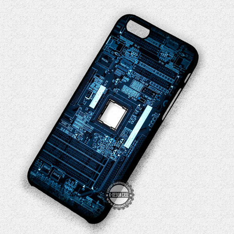 CPU Motherboard - iPhone 7 6S SE 4 Cases & Covers