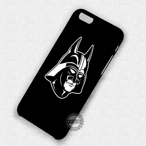 Darth Knight Vader - iPhone X 8+ 7 6s SE Cases & Covers