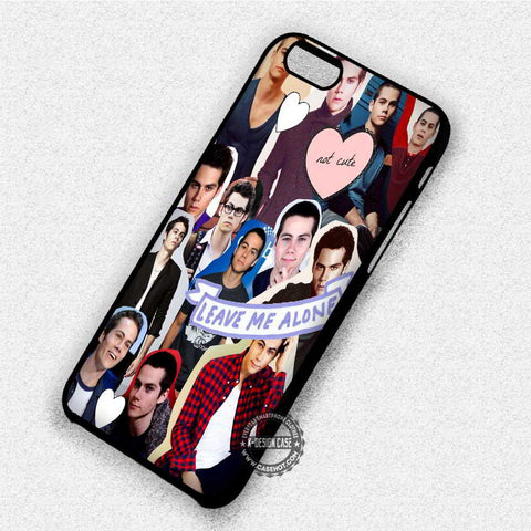 Dylan O'Brian Collage - iPhone X 8+ 7 6s SE Cases & Covers