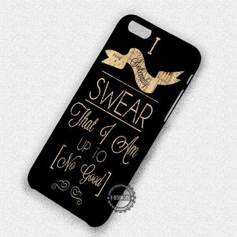 Harry Potter I Solemnly Swear - iPhone 7 6 Plus 5c 5s SE Cases & Covers