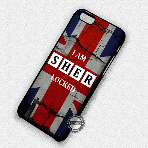 Union Jack Sherlock - iPhone 7 6 5 SE Cases & Covers