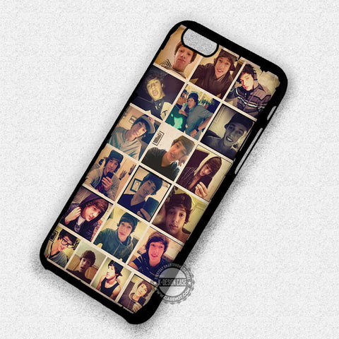 Cameron Dallas Collage - iPhone 7 6S 5 5C SE Cases & Covers