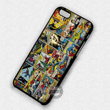 Marvel Comics Spiderman - iPhone 7 Plus 6 5S SE 4 Cases & Covers