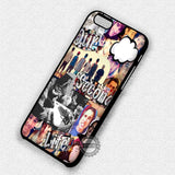 Our Second Life Collage - iPhone 7 6S 5 SE 4 Cases & Covers
