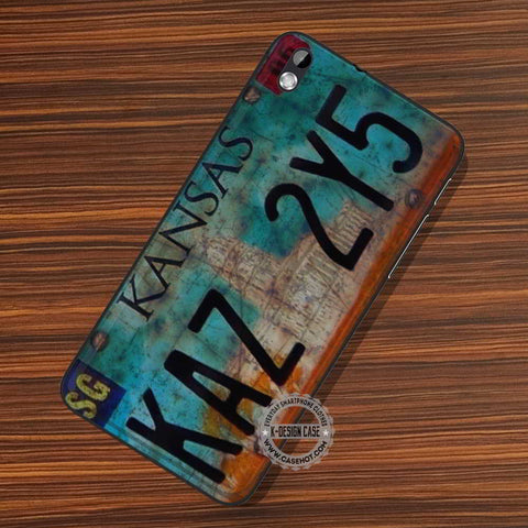 Supernatural License Plate - LG Nexus Sony HTC Phone Cases and Covers