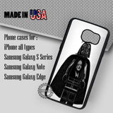 Darth Vader Lego - Samsung Galaxy S7 S6 S5 Note 5 Cases & Covers