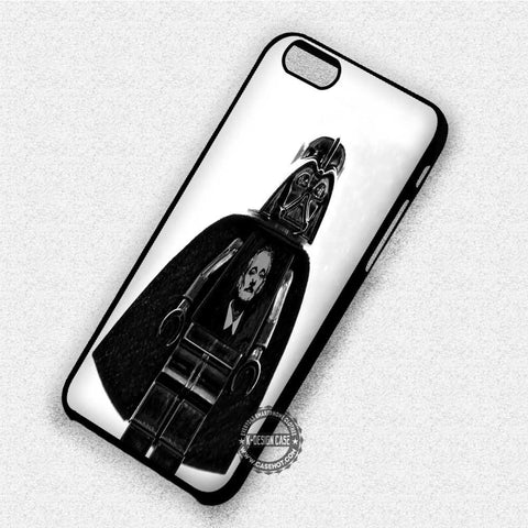 Darth Vader Lego - iPhone X 8+ 7 6s SE Cases & Covers