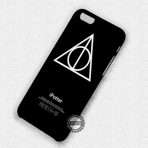iPotter Deathly Hallows - iPhone 7 6 Plus 5c 5s SE Cases & Covers