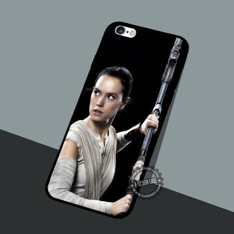 Daisy Ridley Rey - iPhone 7 6 5 SE Cases & Covers