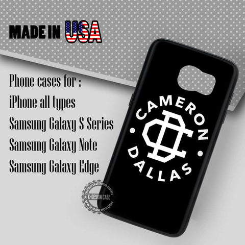 Dallas Cameron Popular - Samsung Galaxy S7 S6 S5 Note 5 Cases & Covers