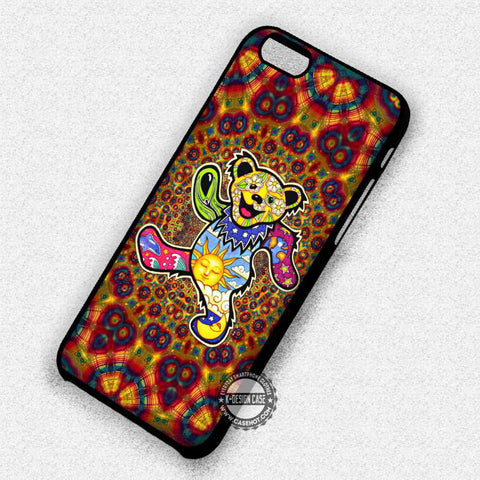 Dancing Bear Mandala - iPhone 7 6 Plus 5c 5s SE Cases & Covers