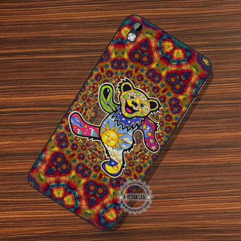 Dancing Bear Mandala - LG Nexus Sony HTC Phone Cases and Covers