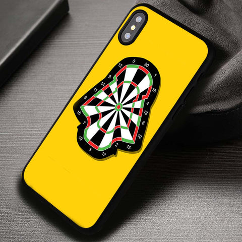 Dart Vader Starwars Inspired - iPhone X Case