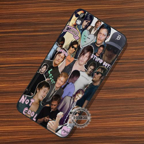 Daryl Dixon Norman - LG Nexus Sony HTC Phone Cases and Covers