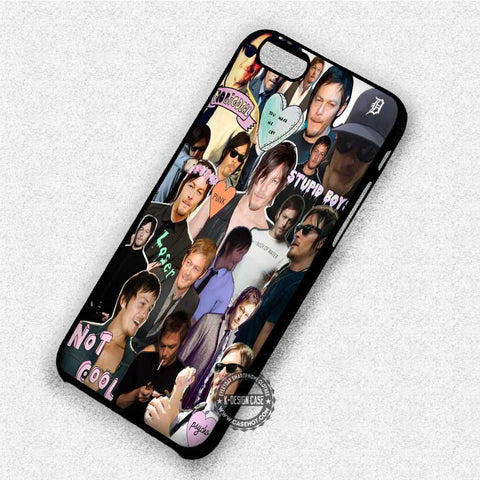 Daryl Dixon Walking Dead - iPhone X 8+ 7 6s SE Cases & Covers