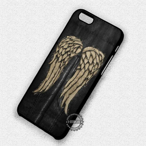 Daryl Dixon Wings Logo - iPhone 7 6 Plus 5c 5s SE Cases & Covers