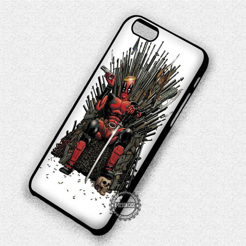 Deadpool Marvel - iPhone 7 6 Plus 5c 5s SE Cases & Covers