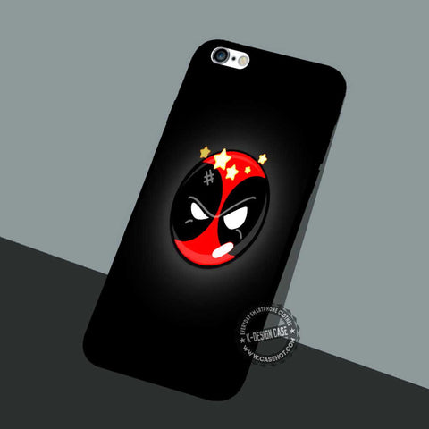 Deadpool Dizzy Actions - iPhone 7 6 5 SE Cases & Covers
