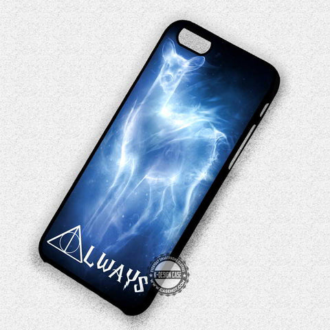 Deathly Hallows Snape - iPhone 7 6 Plus 5c 5s SE Cases & Covers