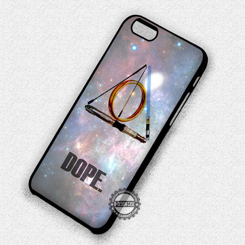 Logo Dope Galaxy - iPhone 7 6 5 SE Cases & Covers