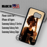 Delicious Guitar Luke Hemmings - Samsung Galaxy S7 S6 S5 Note 5 Cases & Covers