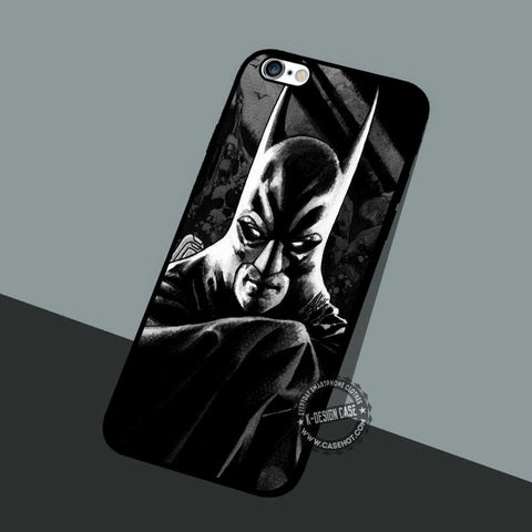 Detective Batman Superhero - iPhone 7 6 5 SE Cases & Covers
