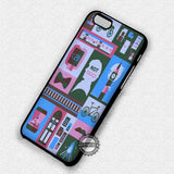 Detective Sherlock - iPhone 7 6 5 SE Cases & Covers