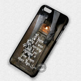 Alice Quote Disney - iPhone 7 Plus 6 5C SE Cases & Covers