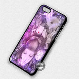 Alice Drawing Art Galaxy - iPhone 7 Plus 7 6S  SE Cases & Covers - samsungiphonecases