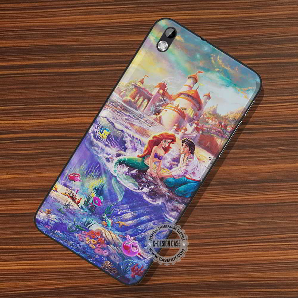 official photos 75867 6ec58 Little Mermaid Disney - LG Nexus Sony HTC Phone Cases and Covers