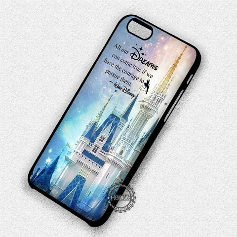 Castle Walt Disney Cinderella - iPhone 7 6 Plus 5c 5s SE Cases & Covers