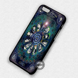 Gallifreyan Perpetual - iPhone 7 6S SE 4S Cases & Covers