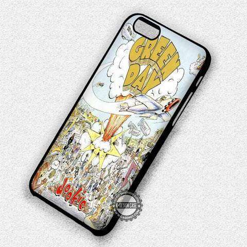 Dookie Album Green Day - iPhone 7 6 Plus 5c 5s SE Cases & Covers