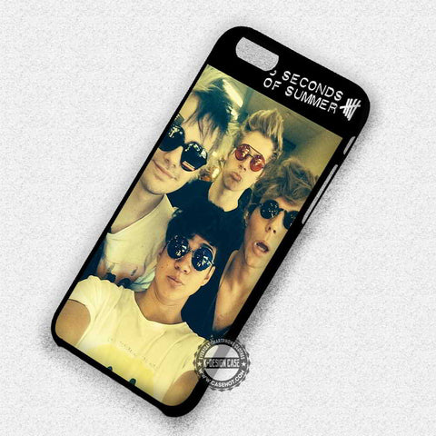 Dorky Funny 5SOS - iPhone 7 6 Plus 5c 5s SE Cases & Covers