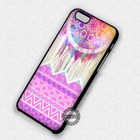 Dream Catcher Paint - iPhone 7 6 Plus 5c 5s SE Cases & Covers