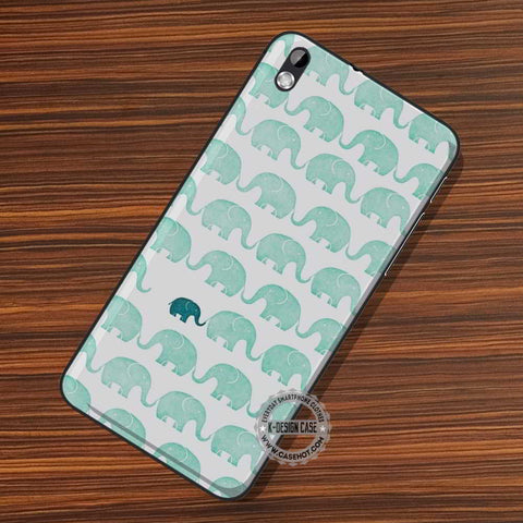 Elephant Pattern Image - LG Nexus Sony HTC Phone Cases and Covers