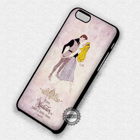 Even Miracles Take a Little Time - iPhone 7 6 Plus 5c 5s SE Cases & Covers