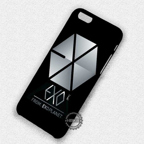 Exo Logo Boy Band - iPhone 7+ 6S 5 SE Cases & Covers