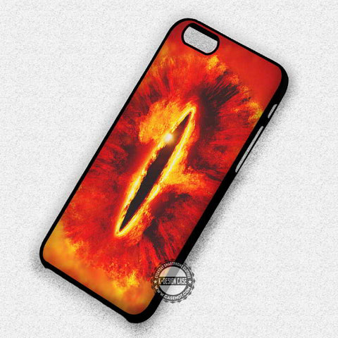 Eye of Sauron - iPhone 7 6 Plus 5c 5s SE Cases & Covers