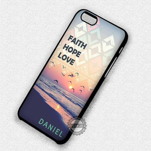 Faith Hope Love - iPhone 7 Plus 6 5C SE Cases & Covers